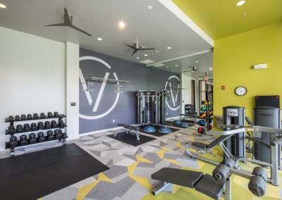 Velocity Fitness Lounge 2