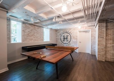 Hayes House - Ping Pong